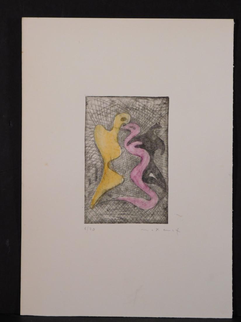 Max Ernst: Surreal Forms - 6