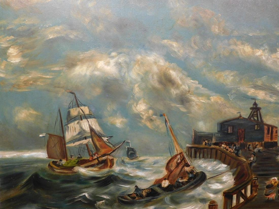 Duward: Stormy Harbor