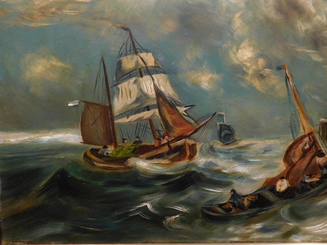 Duward: Stormy Harbor - 2