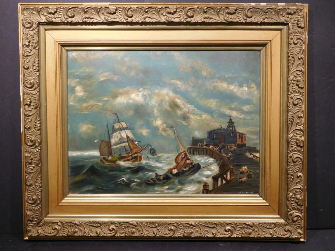 Duward: Stormy Harbor - 5