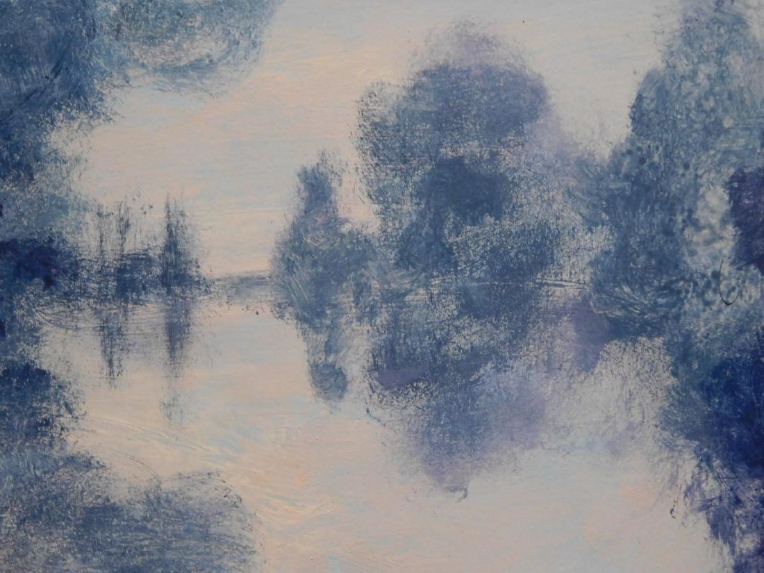Claude Monet: Riverscape - 6