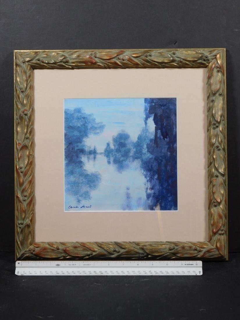 Claude Monet: Riverscape - 9