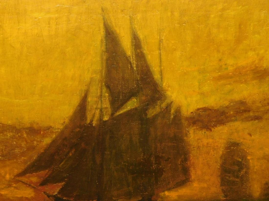 Tonalist Seascape - 4