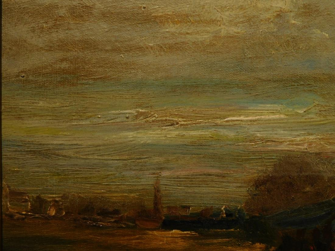 A. Metz: Farm Landscape - 10