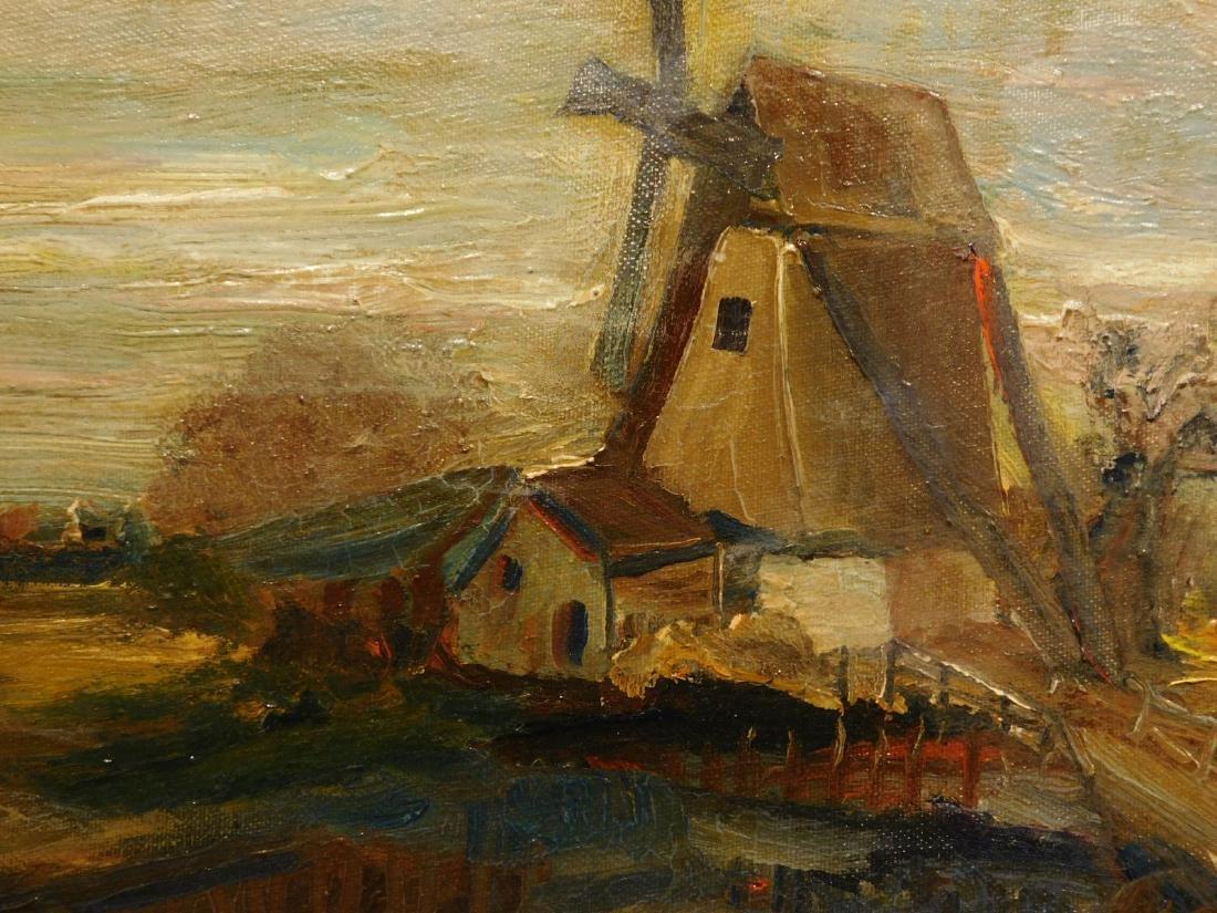 A. Metz: Farm Landscape - 5