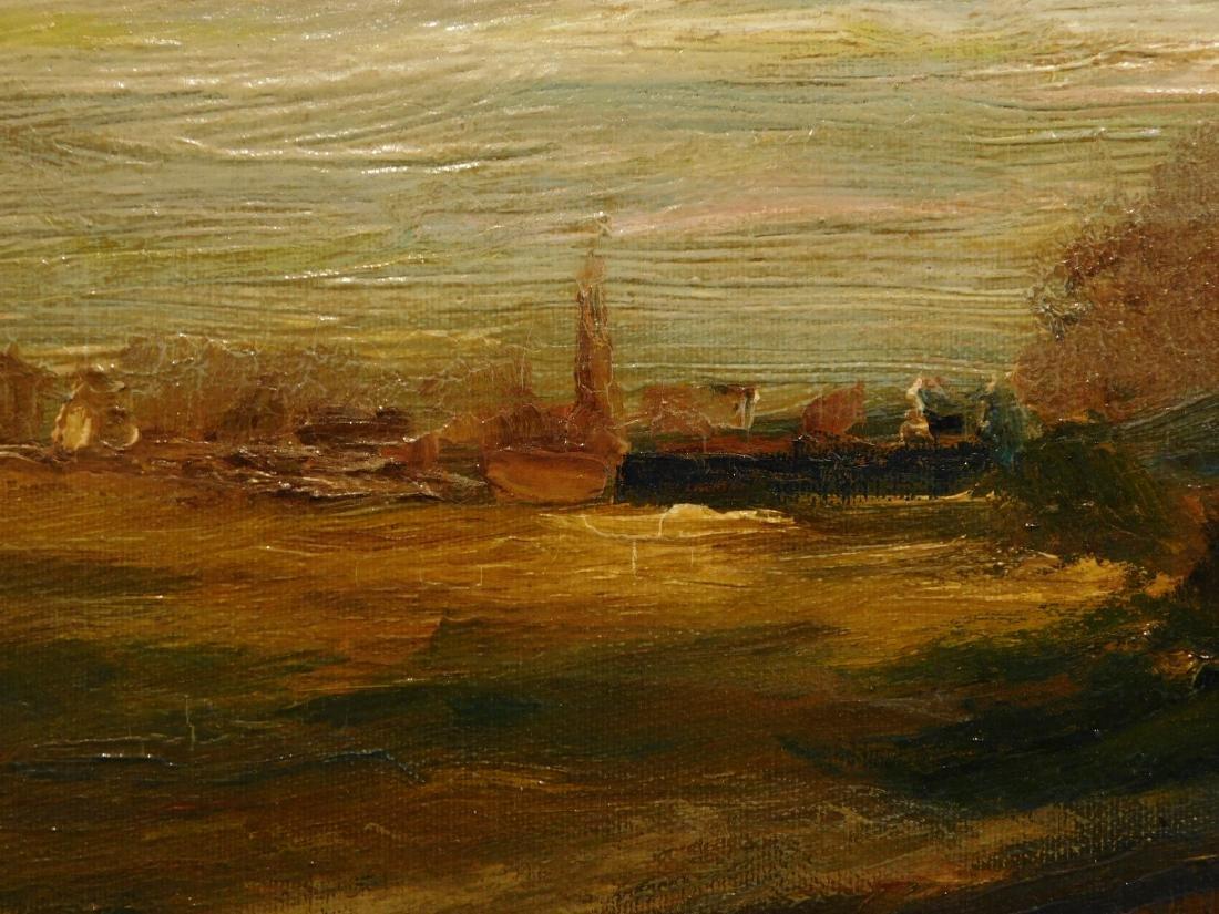 A. Metz: Farm Landscape - 7
