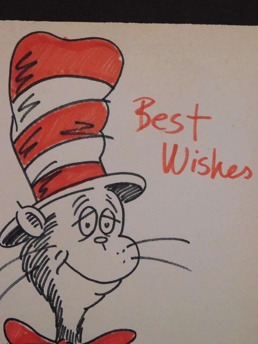 Dr. Seuss: Cat in the Hat, Best Wishes! - 3