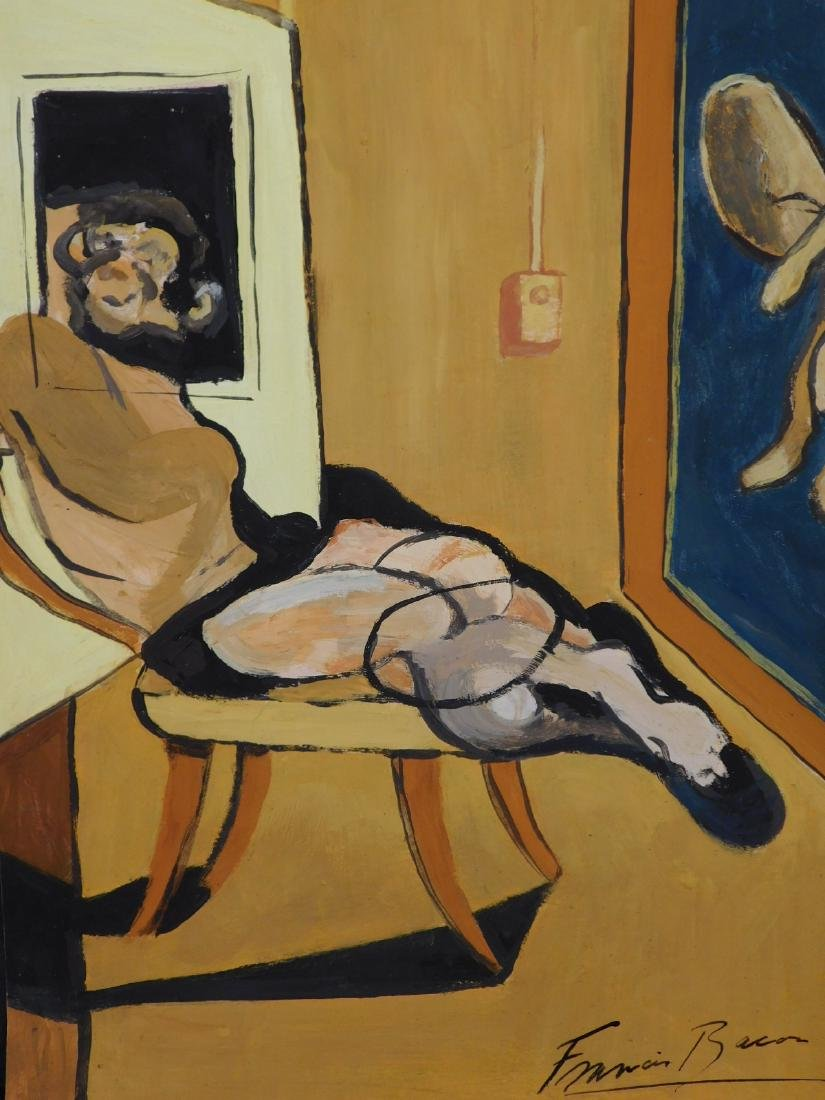 Francis Bacon: Seated Man