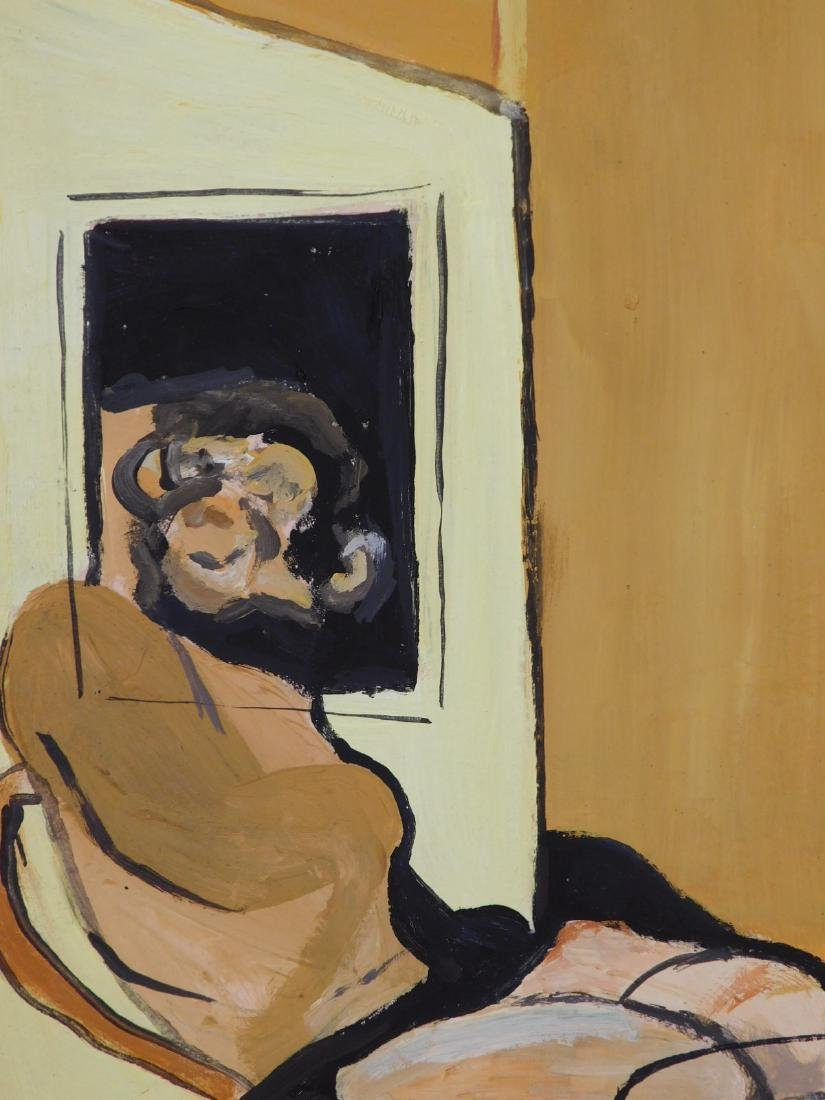 Francis Bacon: Seated Man - 3