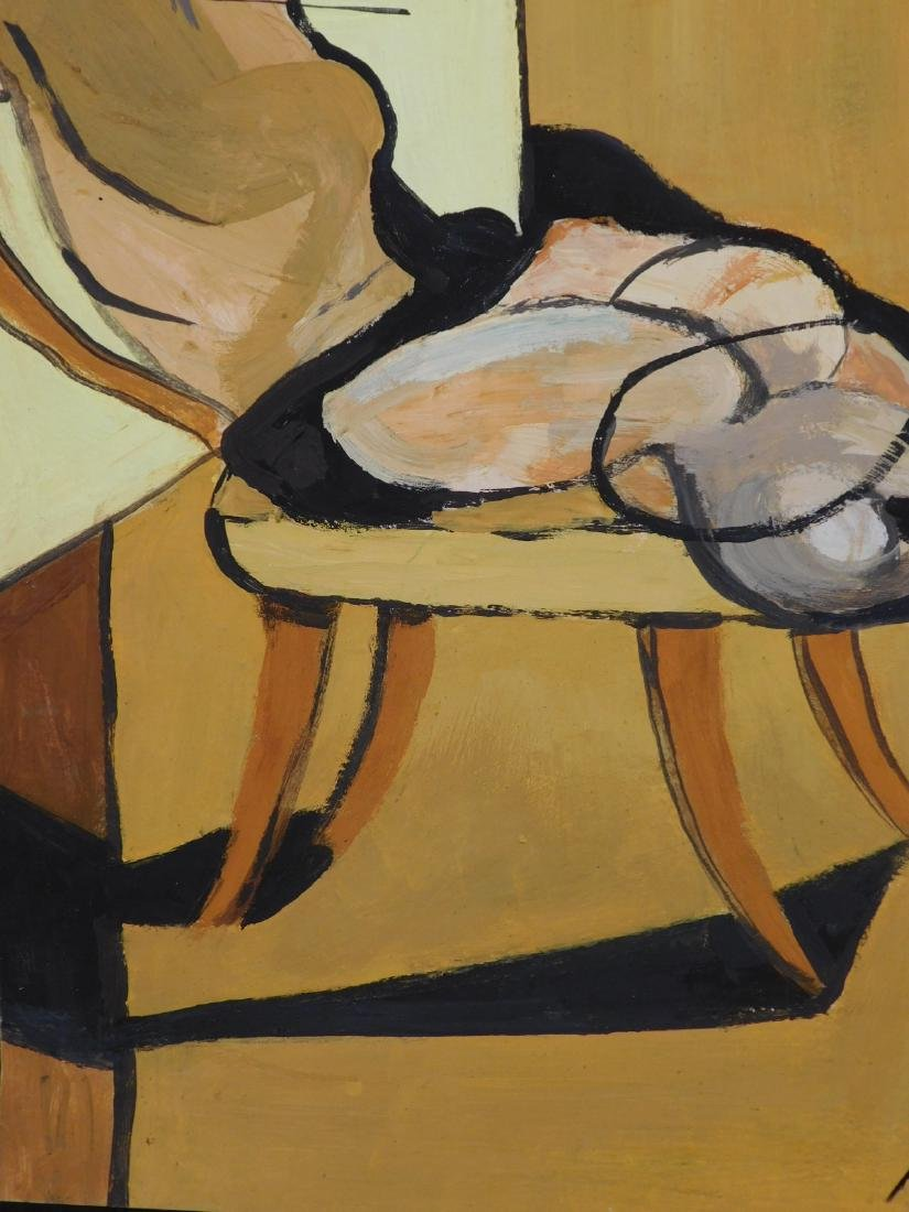 Francis Bacon: Seated Man - 4