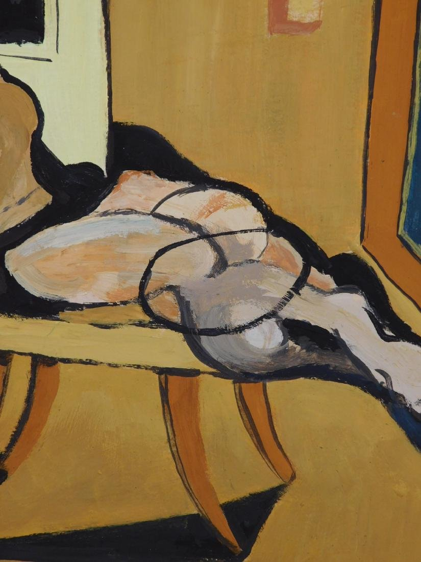 Francis Bacon: Seated Man - 7