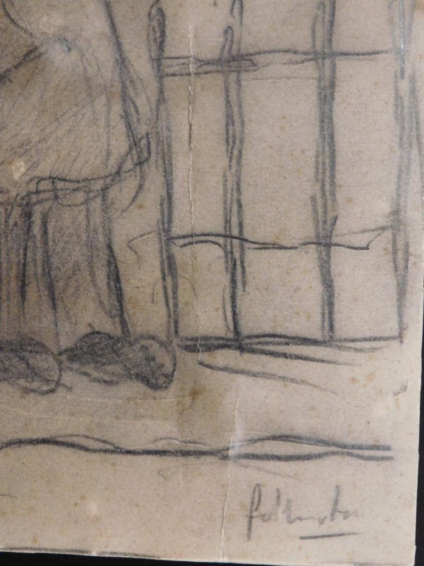 L.S. Lowry: Tramp, Sunderland - 6