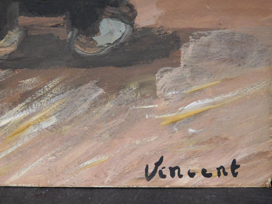 Vincent Van Gogh: Peasant Woman Digging - 5