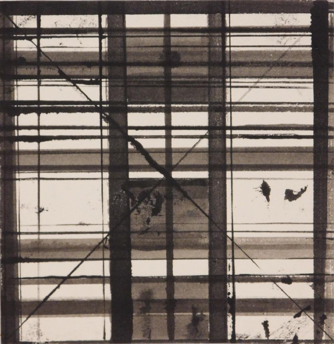 Brice Marden: Abstract Composition