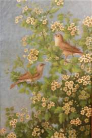 Birds in a Flowering Tree, c.1880