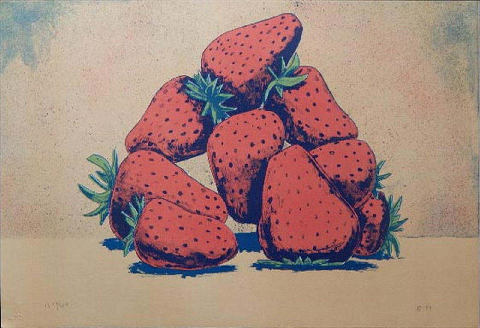 Aaron Fink: Strawberries