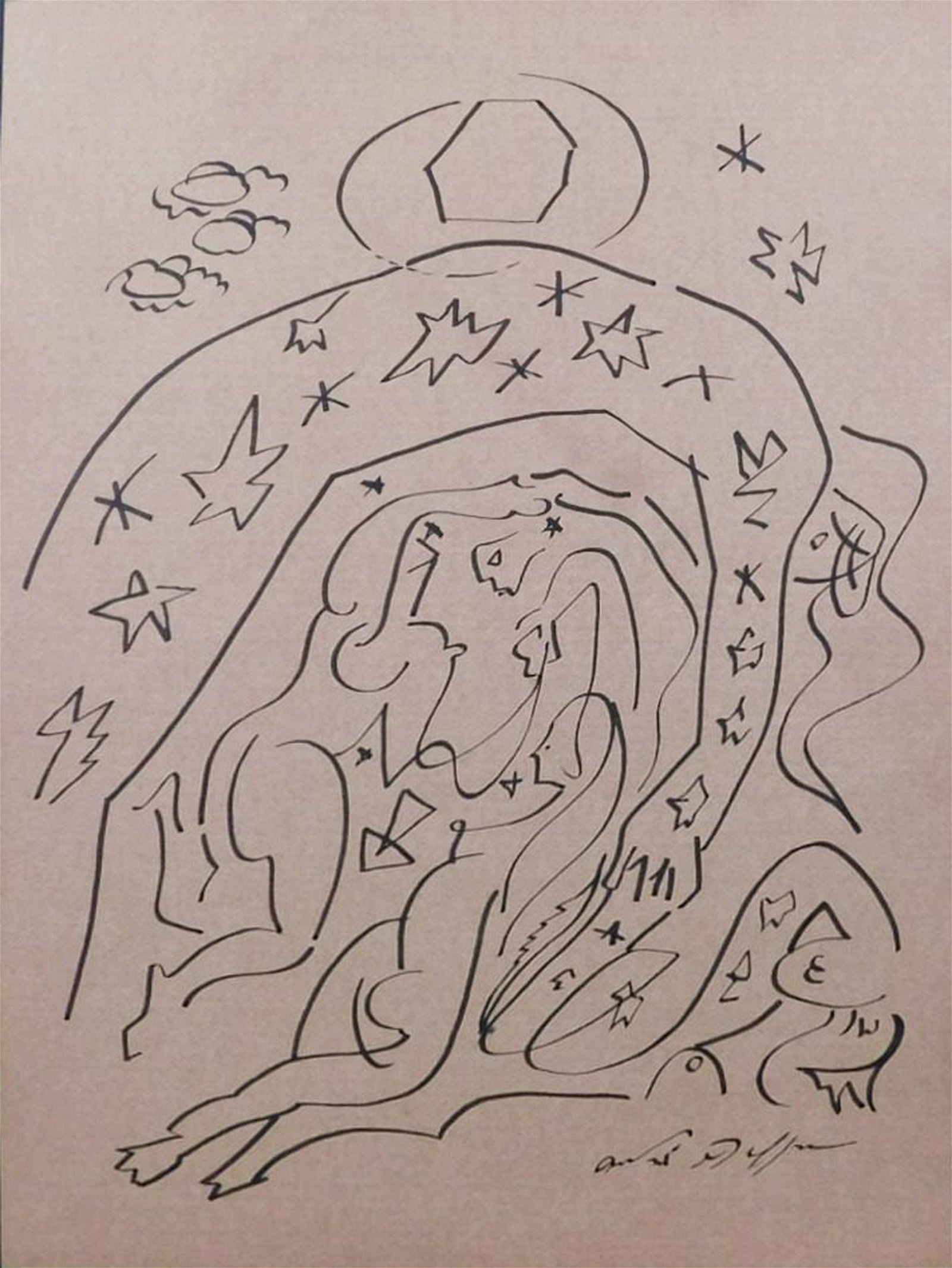 Andre Masson: Surreal Figures