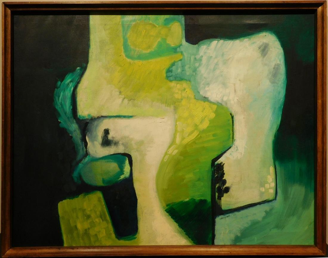 John Thompson: Abstract Composition