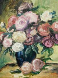 Pierre-Auguste Renoir: Floral Still Life