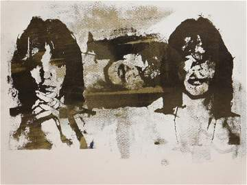 Andy Warhol: Multi Mick Jagger