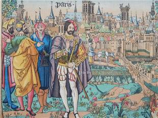 Schmit Cie Paris in the Fifteenth Century from a