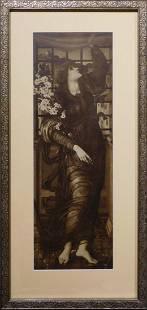 Portrait of Ellen Terry
