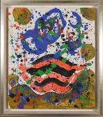Sam Francis: Abstract Composition