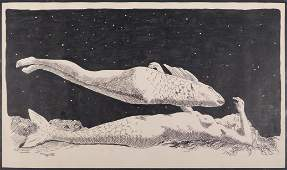 Rene Magritte: Le Reve de l'androgyne