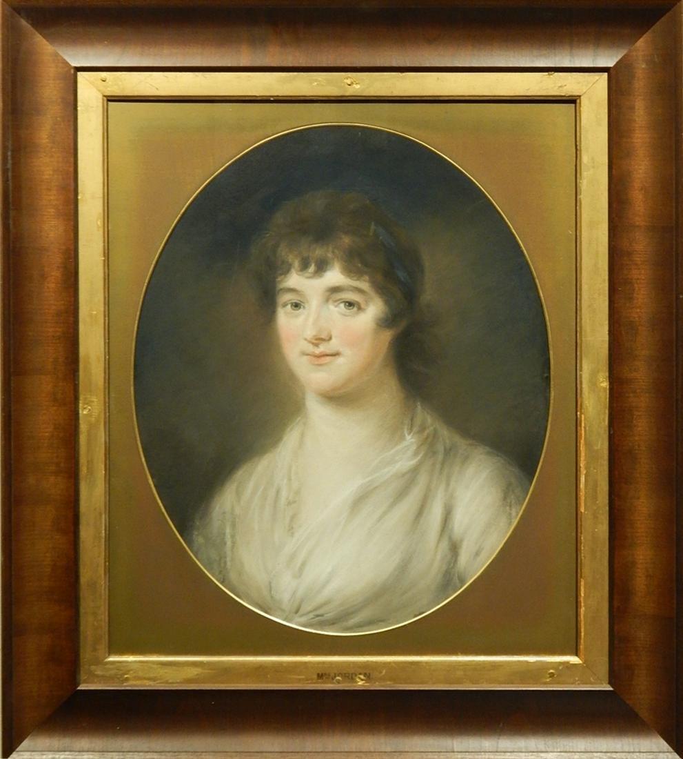 Portrait of Mrs. Jordan