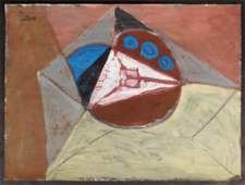 Pablo Picasso, Manner of: Abstract Cubist Composition