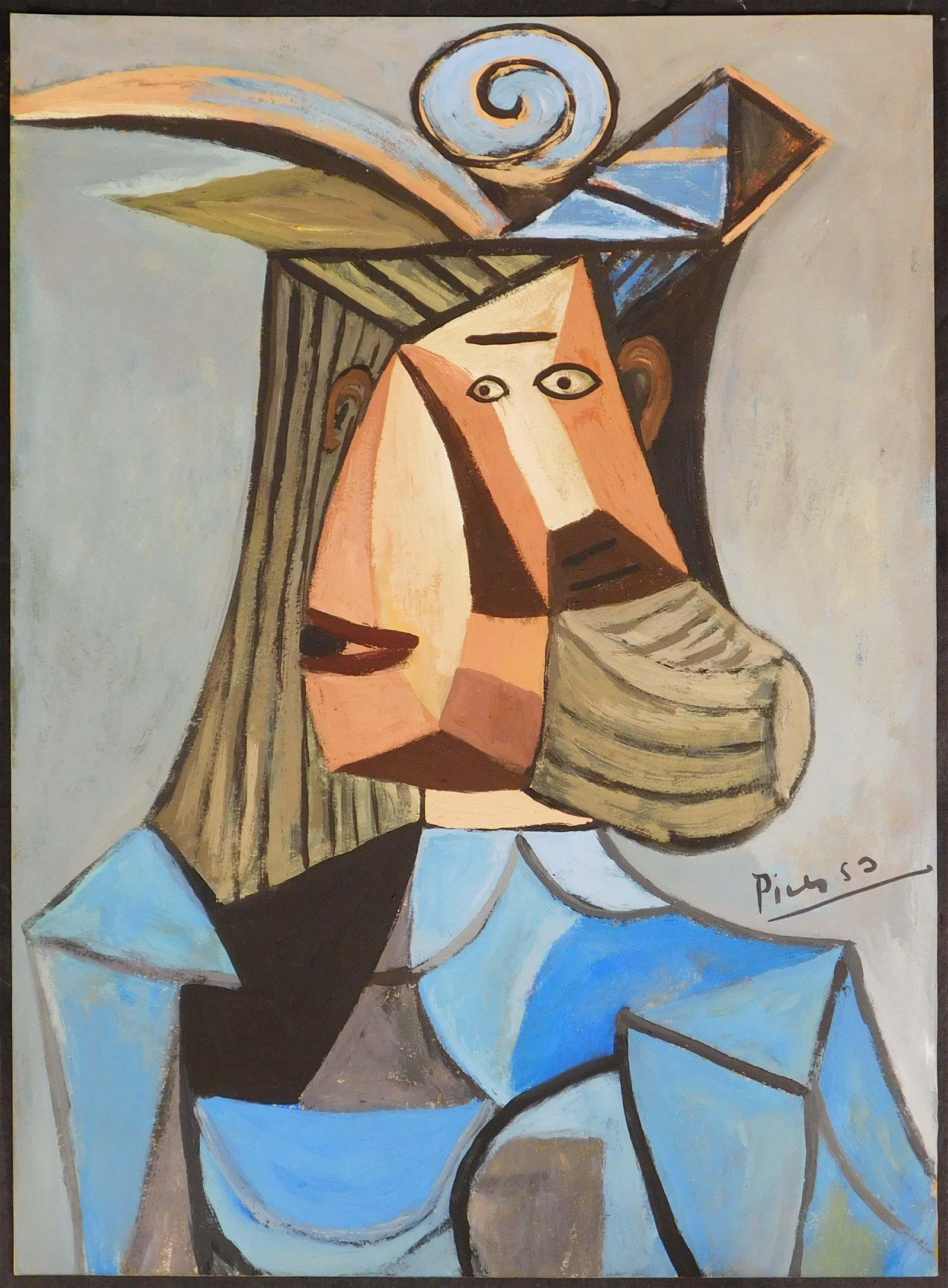 Pablo Picasso, Manner of: Dora Maar