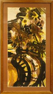 Helen Vaisnoris Sunflowers