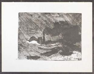 Emil Nolde, After: Dampfer (Steamboat)