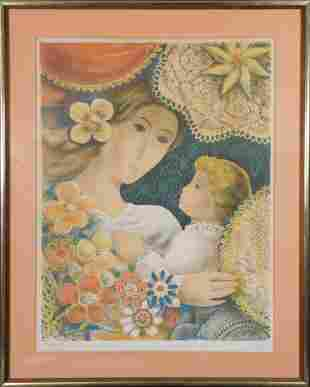 Torres: Mother and Child