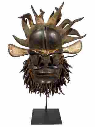 Mask, Grebo People, Liberia