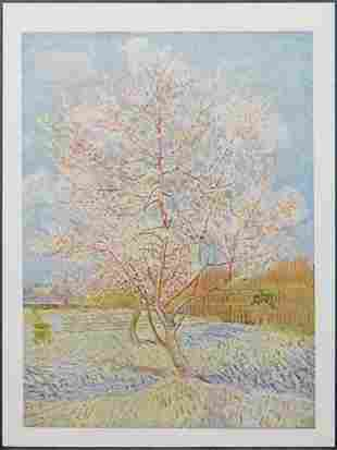 After Vincent van Gogh: Verger en Fleurs VIII