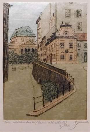 German Architecture Cityscape