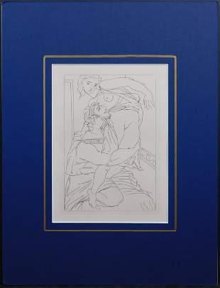 After Pablo Picasso: Cinesias et Myrrhine