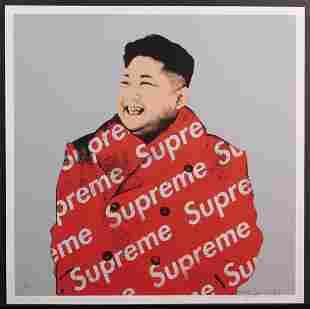 Pete Street: Supreme Leader (Grey)