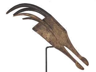 African Senufo/Kalongo Antelope Mask