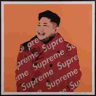 Pete Street: Supreme Leader (Orange)