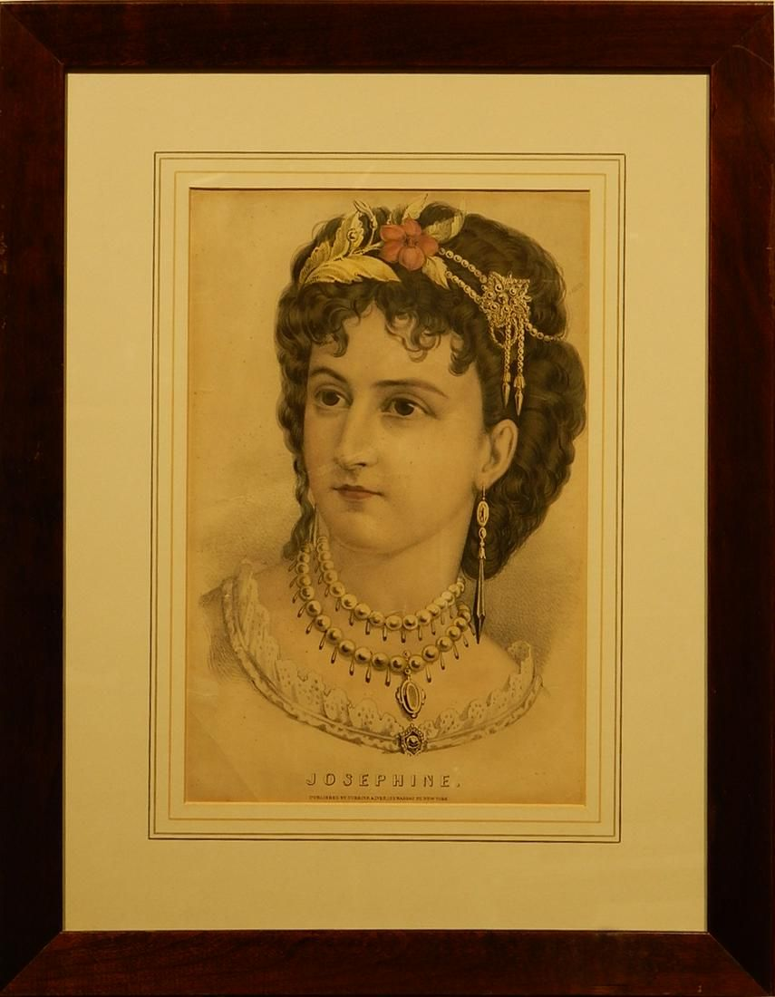 Currier & Ives: Josephine