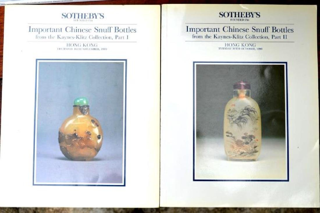 58 Books & Catalogues on Chinese Snuff Bottles - 7