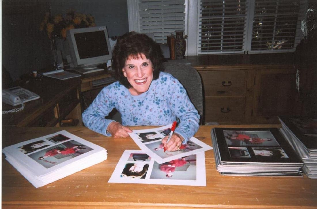 Ruth Buzzi Signed & Framed  Beatle Bailey -Signed - 6