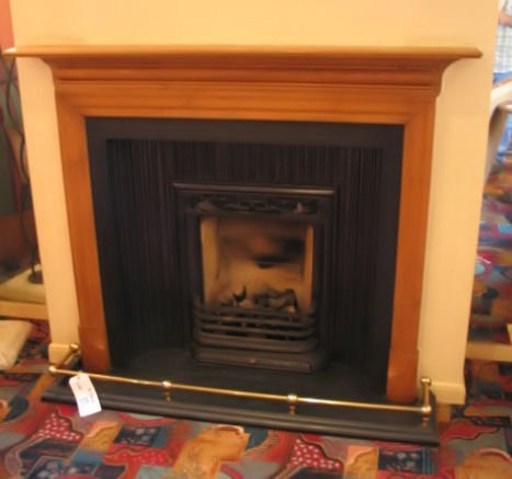 12: FIRE PLACE SURROUND