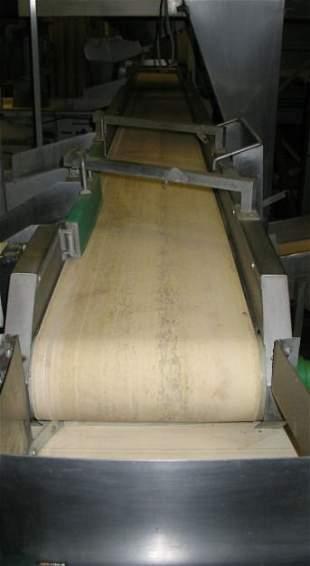 16: Neoprene belt conveyor