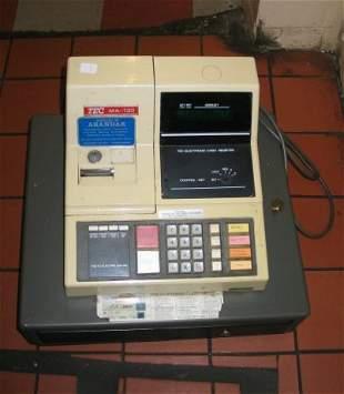 Tec MA-133 electronic cash register