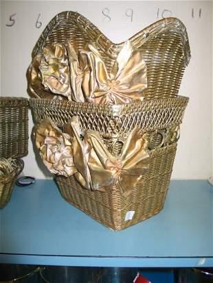 Various basket wear