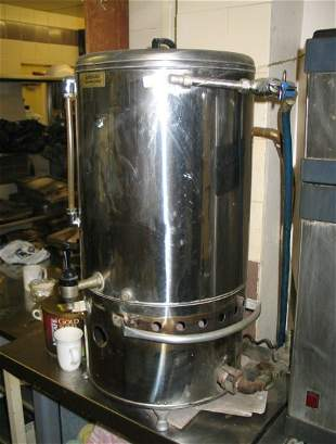 Burton & Shaw hot water stihl