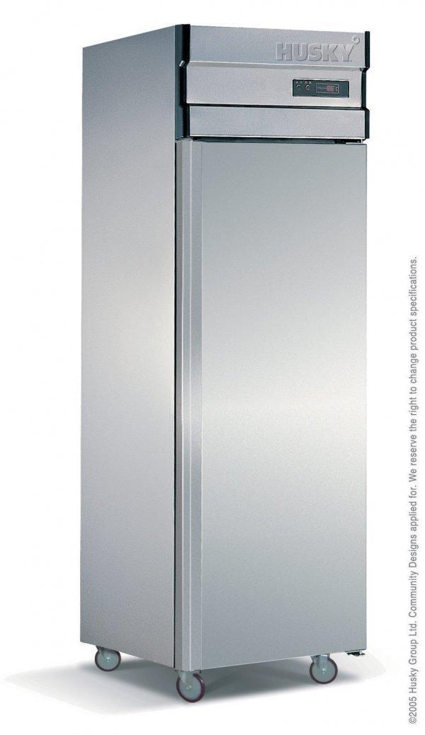 12: Single door Stainless Steel upright Fridge 450Ltr